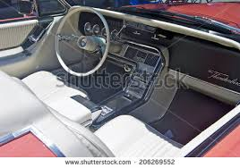 1961 Thunderbird Interior Classic Ford Thunderbird Stock Images Royalty Free Images
