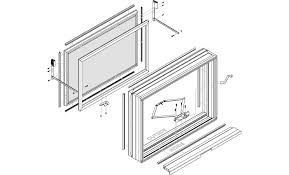 peachtree ariel replacement awning window parts and hardware