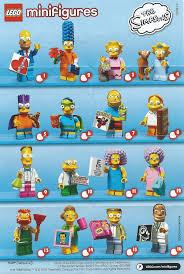 Lego Blind Packs The Minifigure Collector Lego Minifigure Series 1 17 Ninjago
