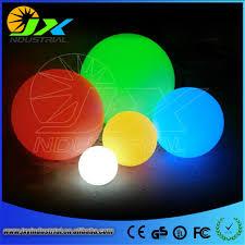 floating pool ball lights 30cm ip68 led floating ball led magic ball led illuminated swimming