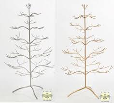 metal tree ornament display decor