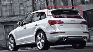 audi q5 2007 audi q5 from 2007 2015 rear roof spoiler s line look s5 sq5
