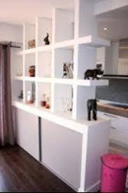 separation de cuisine meuble separation cuisine int rieur minimaliste de salon
