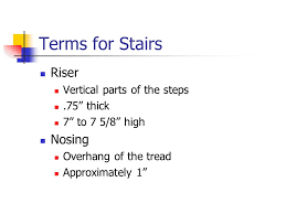intro to creating stairways ppt video online download