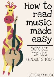 how to read made easy exercises plays and easy