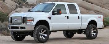 2009 ford f250 lifted 4 budget system w performance shocks 2008 16 ford f250 f350 4wd