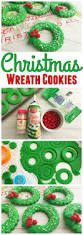 the 25 best christmas wreath cookies ideas on pinterest no bake