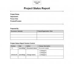 project report writing template template examples