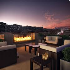 Heating Outdoor Spaces - 5 design features to make outdoor clubhouse spaces more profitable