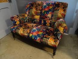 refection canapé réfection d un petit canapé 2 places atelier bacchetta