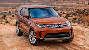 discovery land rover 2017 land rover discovery bigger bolder more capable than ever