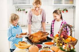 richmond hill child care celebrating thanksgiving
