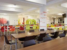 School Dining Room Furniture School Dining Design Considerations Envoplan