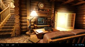 Interior Of Log Homes by My Log Home 3d Wallpaper Free Android Apps On Google Play