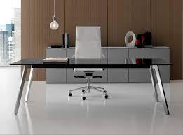 Glass Desk Office Unique Glass Office Desk Set X Office Design X Office Design