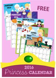 kids blank calendar to print calendar template