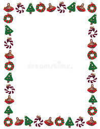ornament border stock image image of theme