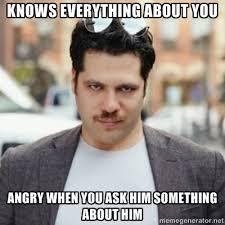 Angry Boyfriend Meme - fifty shades of bonus bullshit stalker boyfriend meme contest