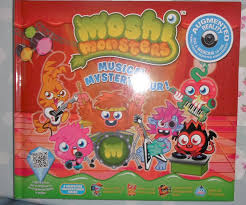 Moshi Monsters Halloween by Madhouse Family Reviews Moshi Monsters Augmented Reality Book Review