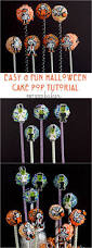 Decorating Cakes At Home Easy Halloween Cake Pop Tutorial Pint Sized Baker
