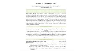 It Analyst Resume Examples by Senior Business Analyst Resume Sample Ilivearticles Info