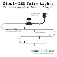 simply led fairy lights indoor christmas lights xmasdirect