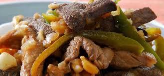 cuisine by region igado way up in region 1 the ilocos region philippine