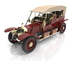 rolls royce silver ghost 1907 wood plan set coming on etsy soon