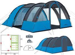 toile de tente 4 places 2 chambres tente dome mundu fr