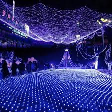 outdoor battery xmas lights led net lights large outdoor garland christmas lights on the window