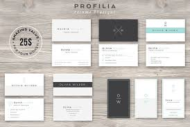 bundle modern business card template business card templates