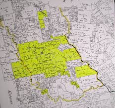 Map Of East Texas Texas History Page Lake Creek Settlement Map