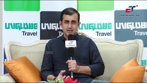 bureau air uniglobe air travel bureau delhi chairman sunil narain
