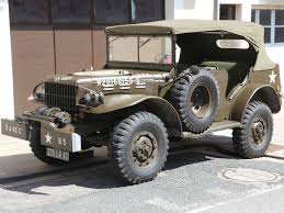 a visual history of army off roaders the drive