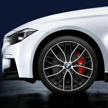 20 m light alloy double spoke wheels style 469m shopbmwusa com bmw m performance double spoke 405m 20 lightweight