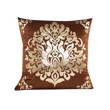 Pillows For Brown Sofa by Online Get Cheap Cushions For Brown Sofa Aliexpress Com Alibaba