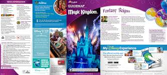 Disney World Magic Kingdom Map Redesigned Guidemaps Coming Soon To Magic Kingdom Park