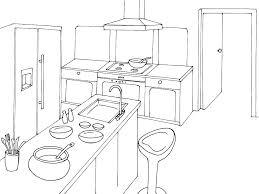 coloriage cuisine cuisine dessin copy coloriage 11 provill us