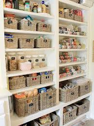 how to store food in a cupboard these pantries will make a type a s day pantry organizers