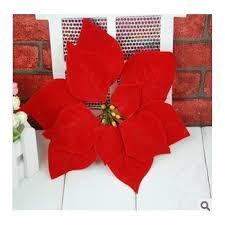 artificial flowers flower poinsettia