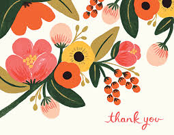 baby thank you cards mailed for you postable