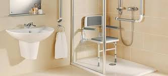 Bathroom Shower Chair Modern Bathroom With Shower Chair Bathroom Shower Chair