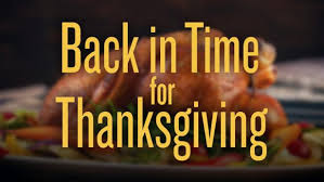 back in time for thanksgiving cooking channel cooking channel