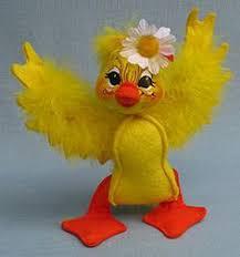 annalee cherub mobilitee doll ornament 1961
