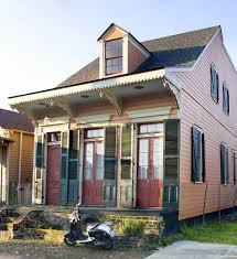 New Orleans Shotgun House New Orleans Houses The Creole Cottage Gonola Com