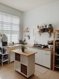 diy kitchen cabinets malaysia netizen goes viral for showing how to make a kitchen island