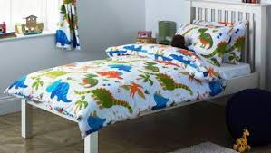 Dinosaur Bed Frame Dinosaur Bedroom Childrens Dinosaur Bedroom Bed In A Bag