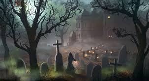 free halloween tiled background spooky backgrounds group 67