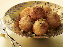 thanksgiving cheese ball fried goat cheese balls with honey recipe victoria moore food