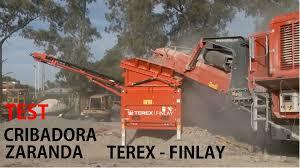 p7 2 de 3 trituradora terex finlay volvo ce en bauma 2013